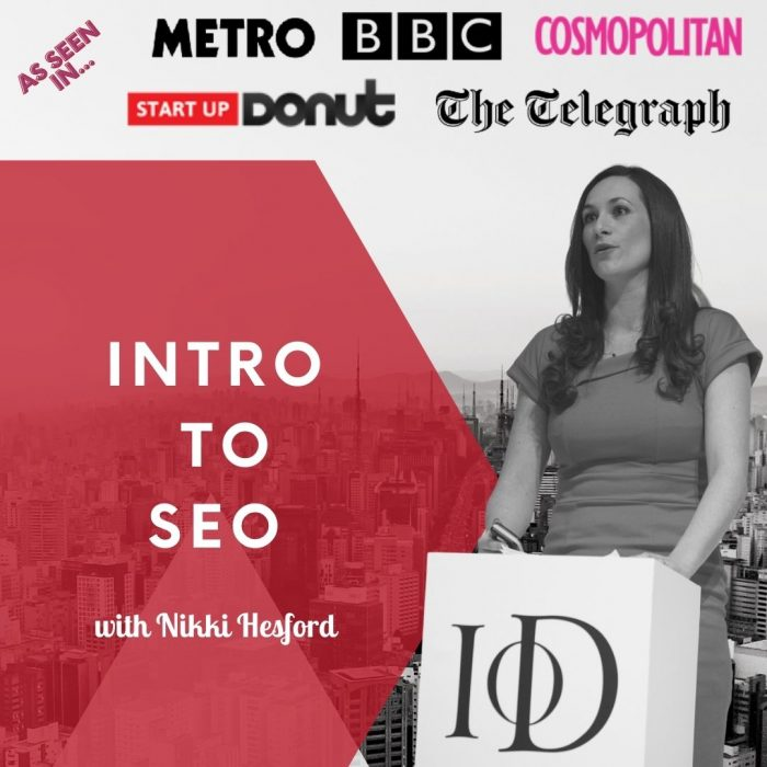 Intro to SEO - learn your own SEO