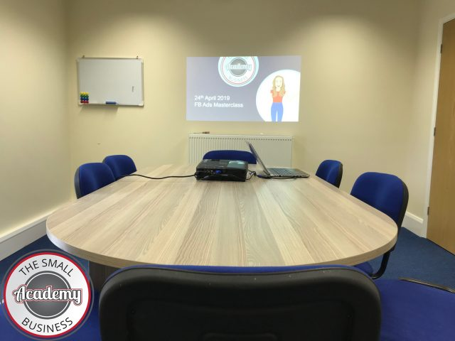 Boardroom for hire