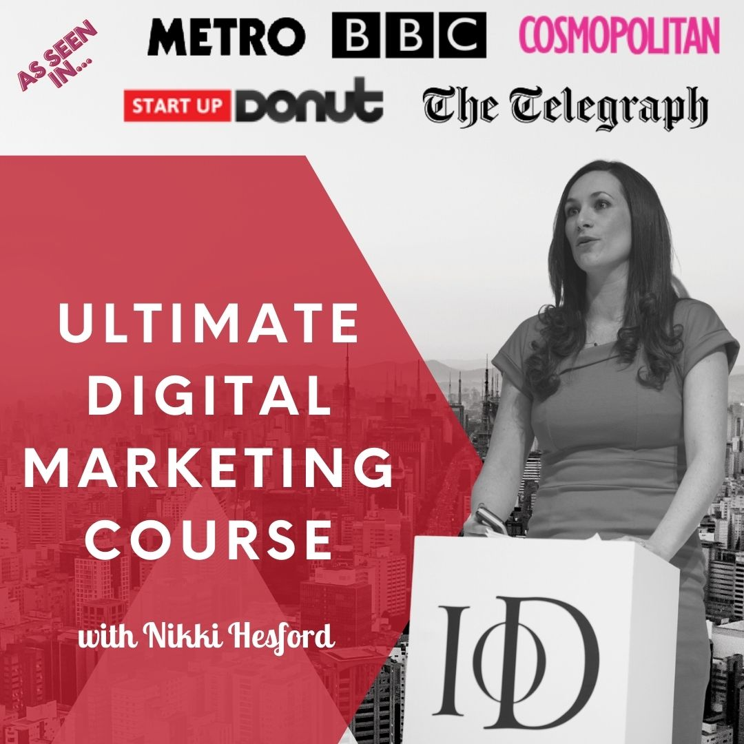 Ultimate Digital Marketing Course