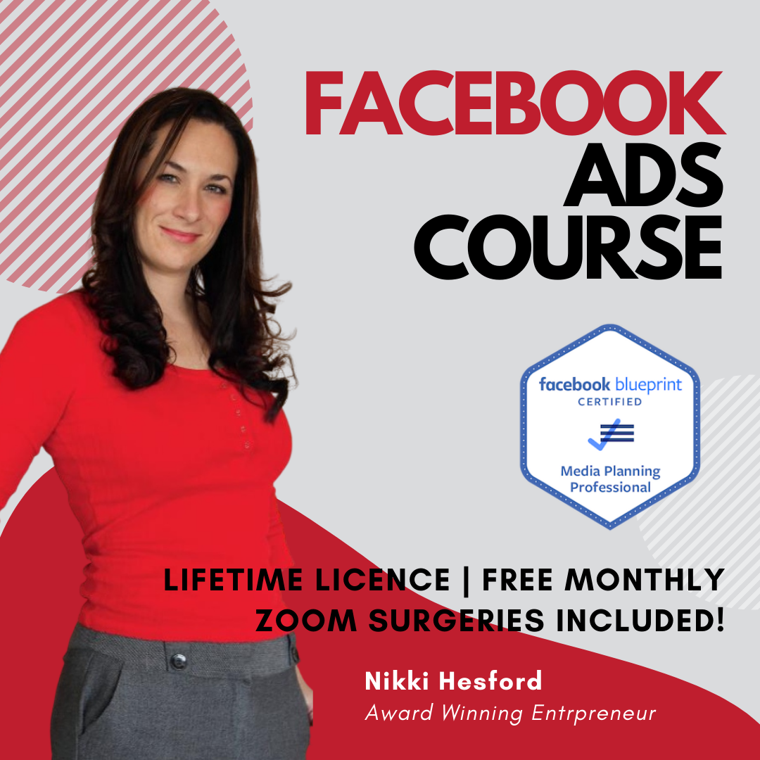 Facebook Ads Course Online