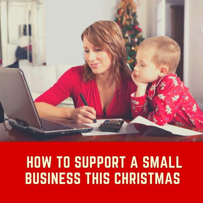 Support small business this christmas