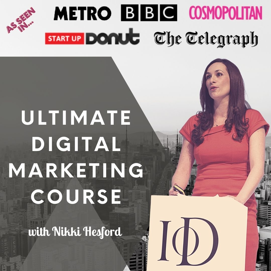 online digital marketing course for business