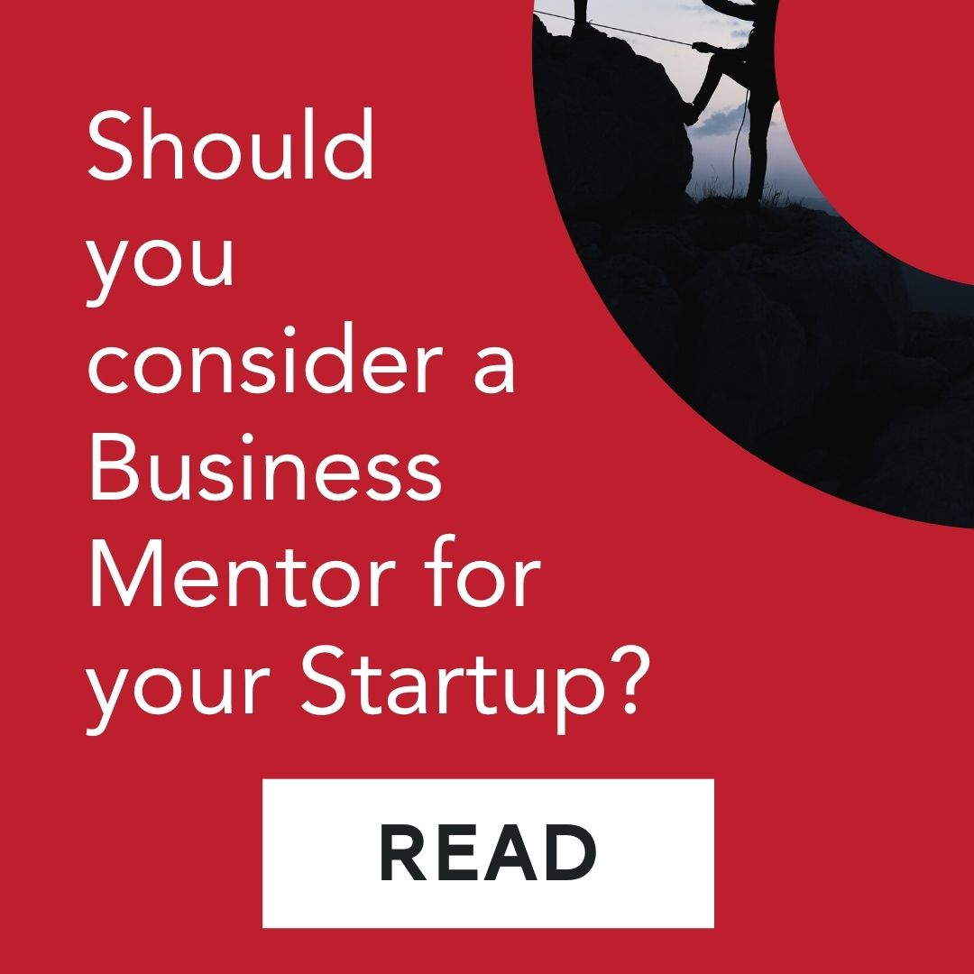 business mentor for your startup